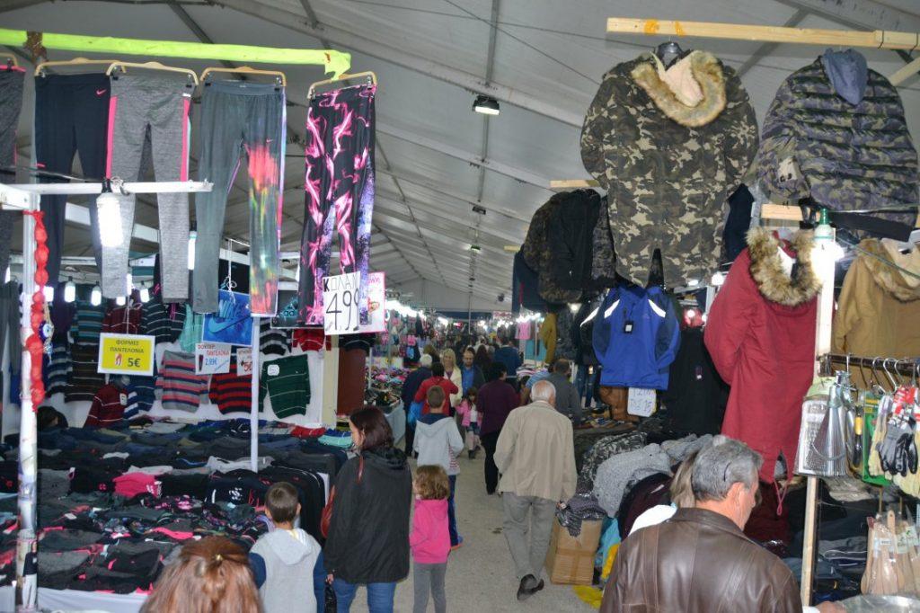 Πρέβεζα: Αναβαθμισμένη η παραδοσιακή εμποροπανήγυρη Φιλιππιάδα - Έως την Τετάρτη 1 Νοεμβρίου