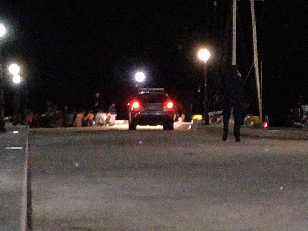 Πάργα: Πανικός μέσα στη νύχτα!!!- 70 Λαθρομετανάστες, αστυνομία, δυνάμεις του λιμενικού, στο Πόντε!