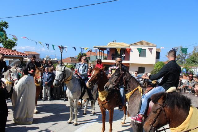 Πρέβεζα: Θα αναβιώσει το έθιμο με τους καβαλάρηδες στον Ιερό Ναό του Αγίου Θωμά