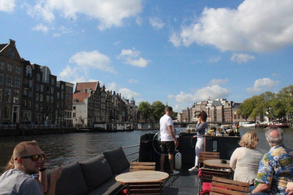 Η Πρέβεζα στο Άμστερνταμ-Το Οδοιπορικό μας στη Βενετία του Βορρά