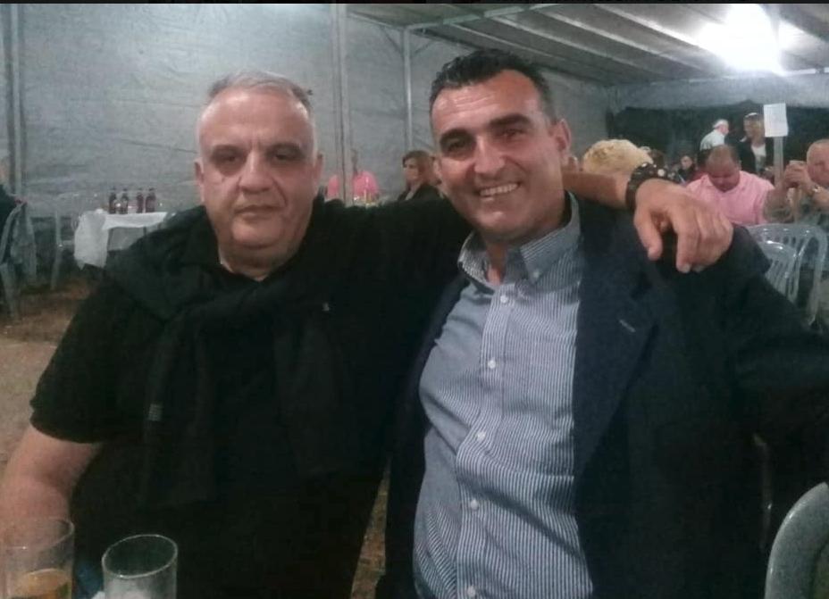 Ισχυρή υποψηφιότητα στο δήμο Πρέβεζας : Ο Τάσος Αμάραντος στο πλευρό του Γιώργου Νίτσα!