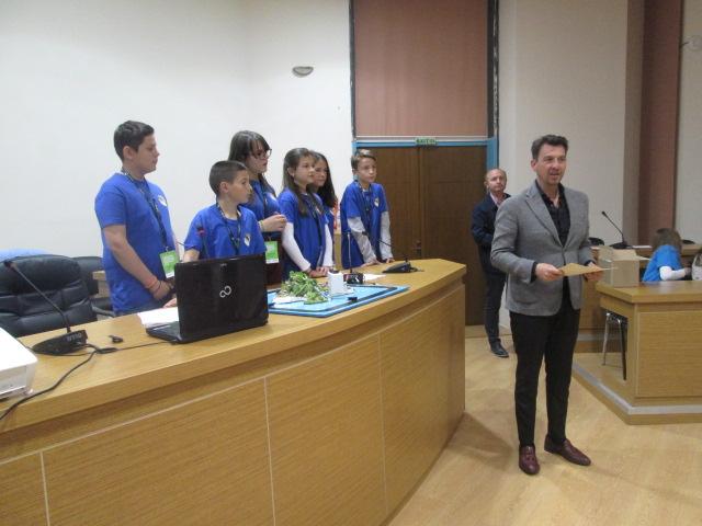 Δήμος Ζηρού : Βραβεύτηκαν μαθητές που συμμετείχαν στον Πανηπειρωτικό & Πανελλήνιο διαγωνισμό εκπαιδευτικής ρομποτικής