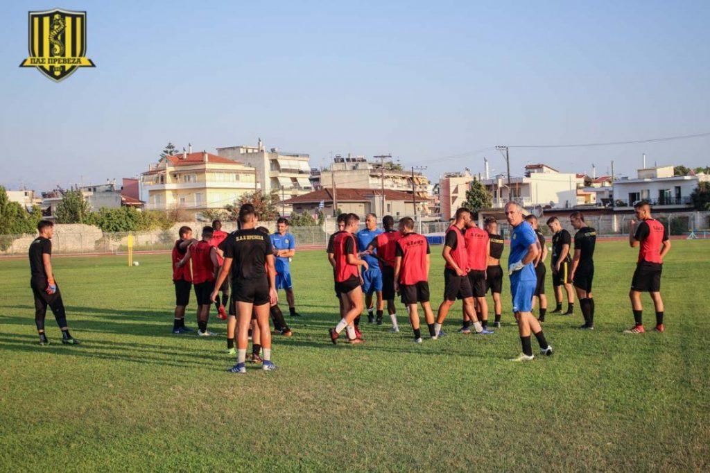 """Ελπιδοφόρο το """"ποδοσφαιρικό πρότυπο"""" που χτίζει ο ΠΑΣ Πρέβεζα"""