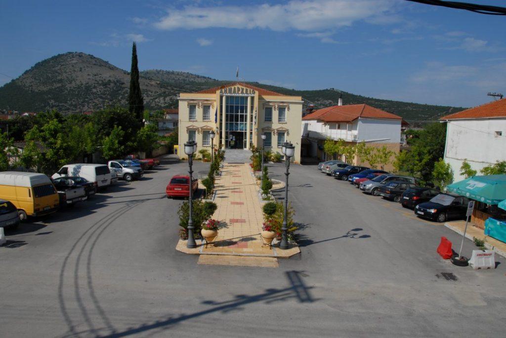 Ένταξη έργου 1.500.000 € στο πρόγραμμα «Αντώνης Τρίτσης» για τον Δήμο Πάργας