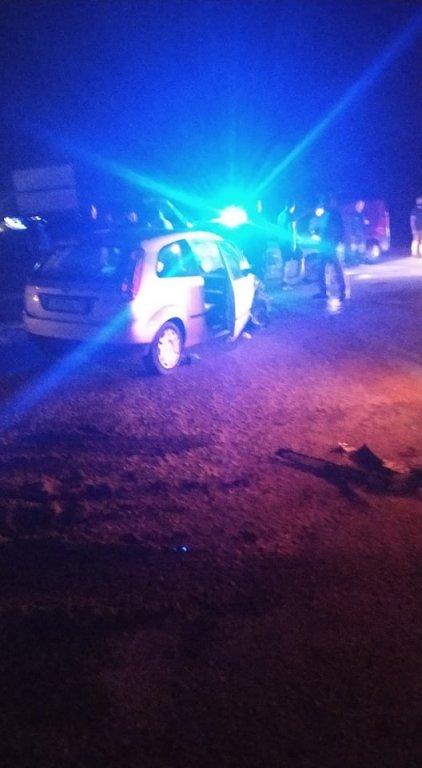 Σοβαρό τροχαίο ατύχημα στη ΒΙ.ΠΕ. Πρέβεζας