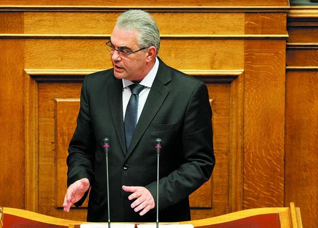Αναφορά Στέργιου Γιαννάκη για απαλλαγή των Στρατιωτικών από το αντίτιμο στα διόδια της υποθαλάσσιας σήραγγας Ακτίου