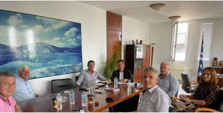Διευθύνων Σύμβουλος της ΕΤΑΝΑΜ ο πρόεδρος του Επιμελητηρίου Πρέβεζας Ιωάννης Μπούρης